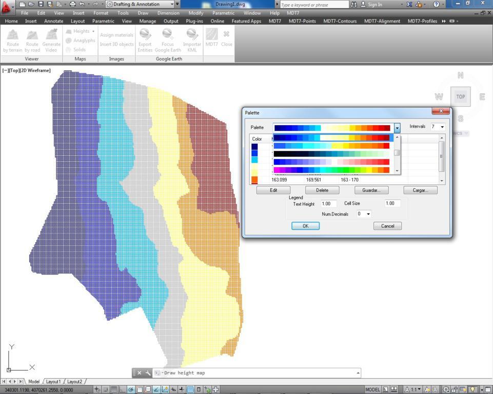 Topography software esurvey cad - expertall's blog