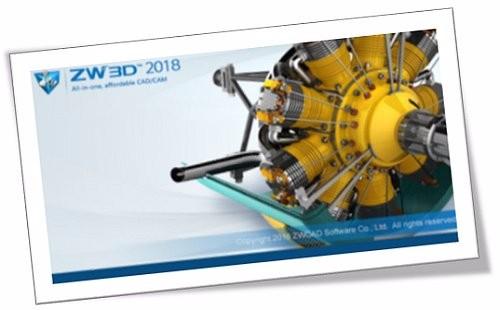 3D CAD/CAM PROGRAMSKA OPREMA ZW3D™ 2019